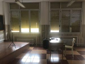 Aula de canto en Logroño