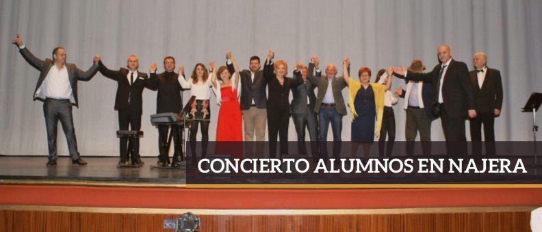 Concierto de Alumnos en Najera