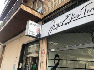 El aula de canto de Jorge Elías
